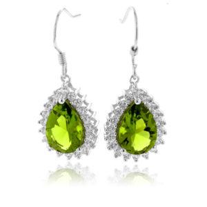 pear_cut_peridot_dangling_earrings