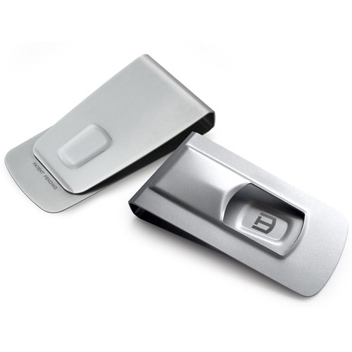 Silver TIGHTWAD Money Clip