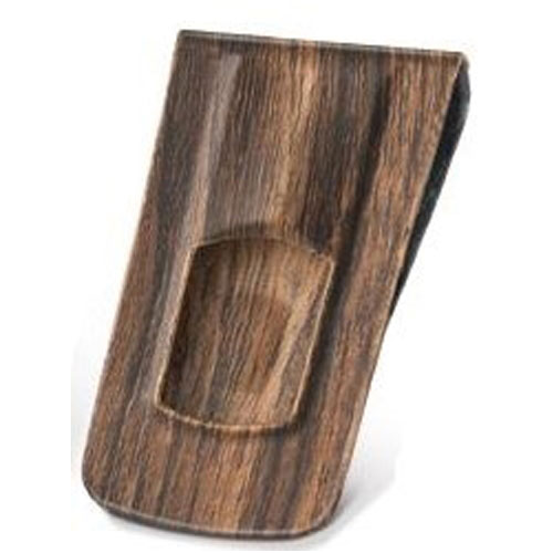 Wood Grain Graphic TIGHTWAD Money Clip
