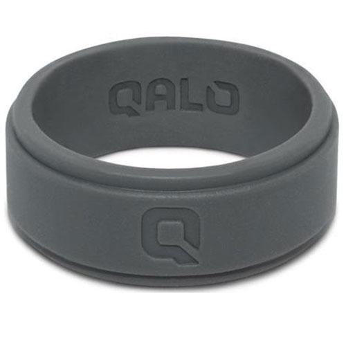 Qalo men's silicone wedding band