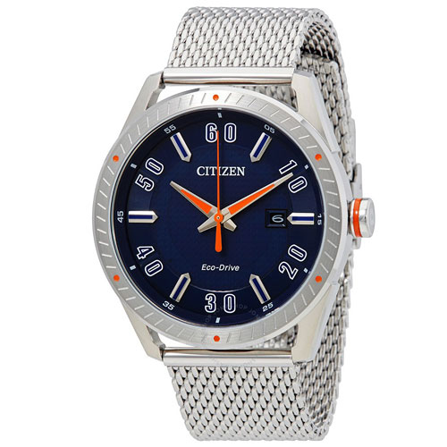 Citizen Men's Watch-BM6990-55L