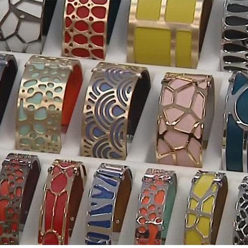 Les Georgettes bracelet collecition